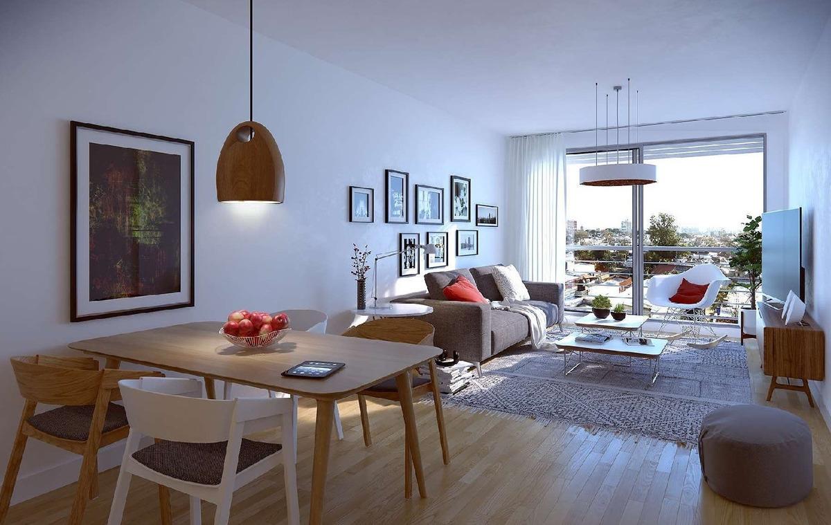 venta apartamento monoambiente blanqueada montevideo ventura