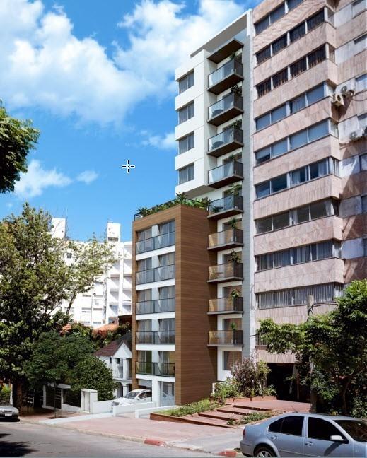 venta apartamento monoambiente conterraza pocitos montevideo