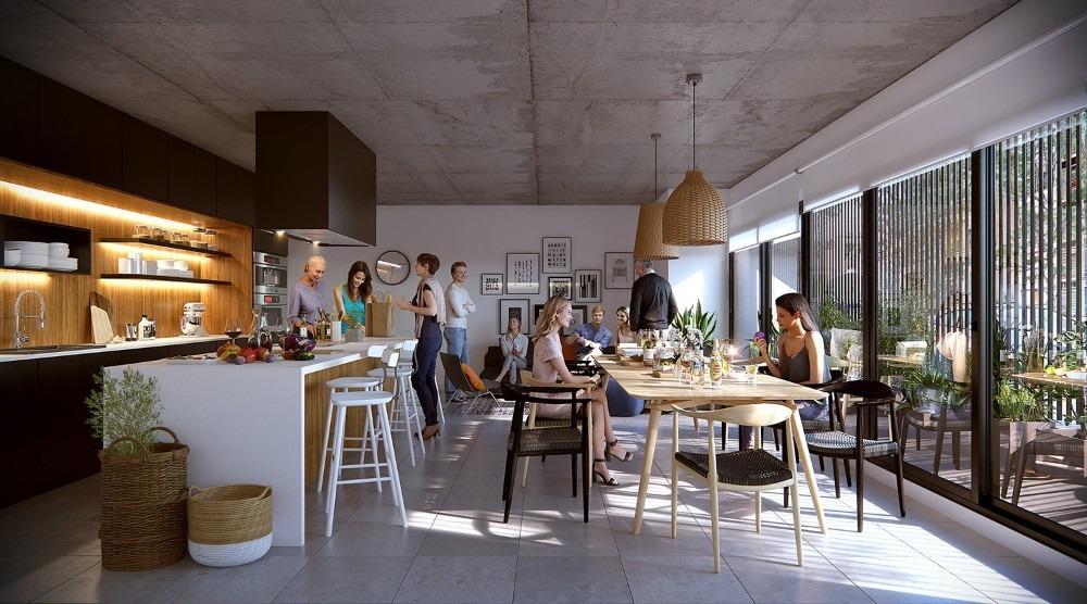 venta apartamento monoambiente cordón montevideo design