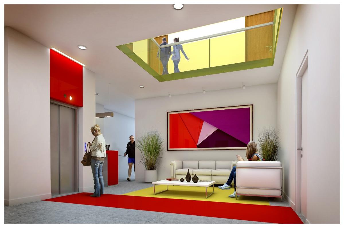 venta apartamento monoambiente pocitos montevideo colors