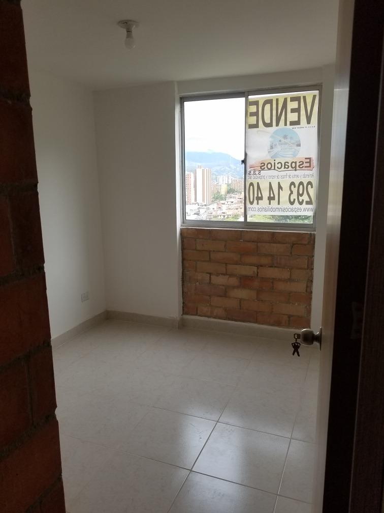 venta apartamento nuevo 46m unidad cerrada con parqueadero