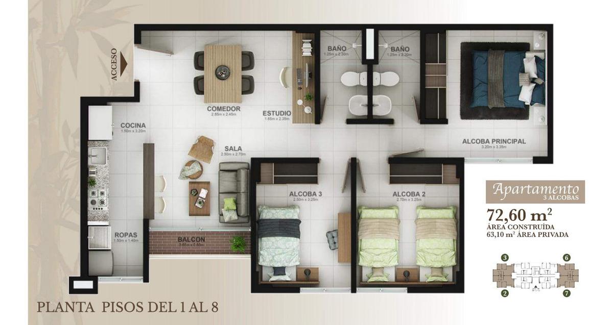 venta apartamento nuevo cerritos reservado pereira