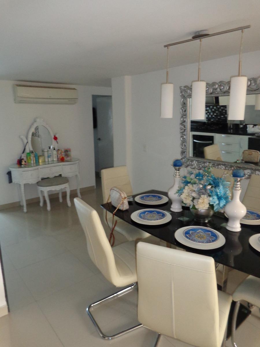 venta apartamento, pie de la popa - cartagena