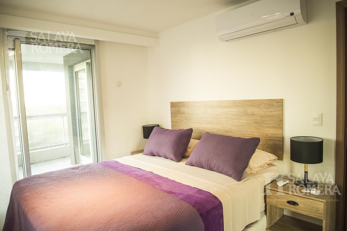 venta - apartamento - playa brava, 1 dormitorio, parrillero, balcón