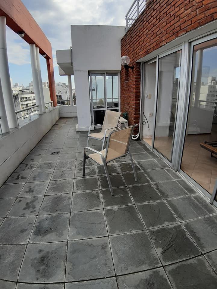 venta apartamento punta carretas 1 dorm. pent house