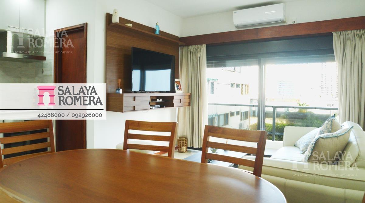 venta - apartamento, punta del este, 1 dormitorio, bajos gastos!