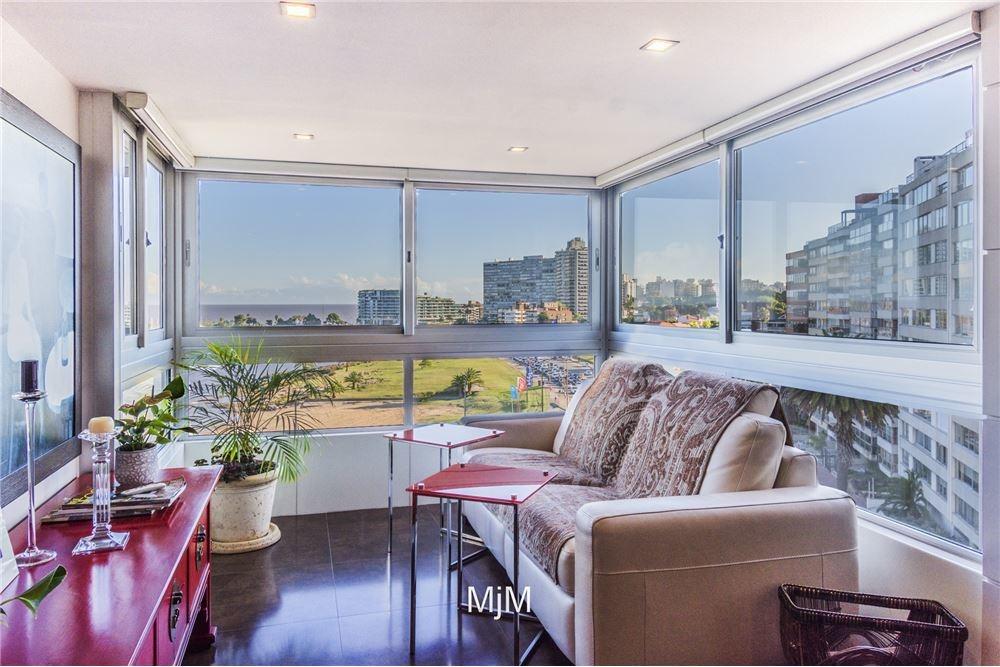 venta apartamento rambla buceo 3/4 dorm. amenities