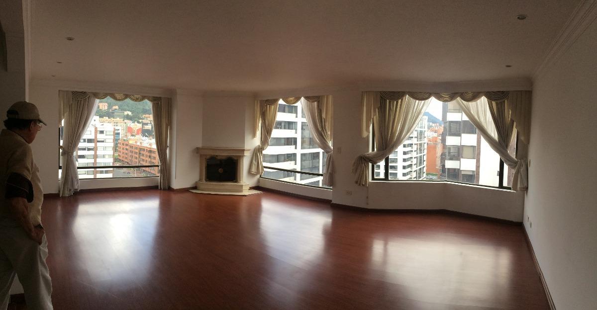 venta apartamento santa barbara bogota
