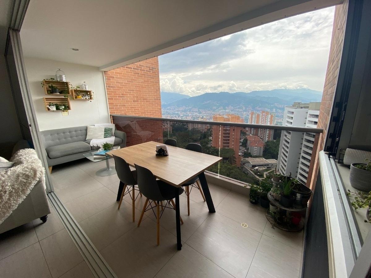 venta apartamento sector loma del esmeraldal.