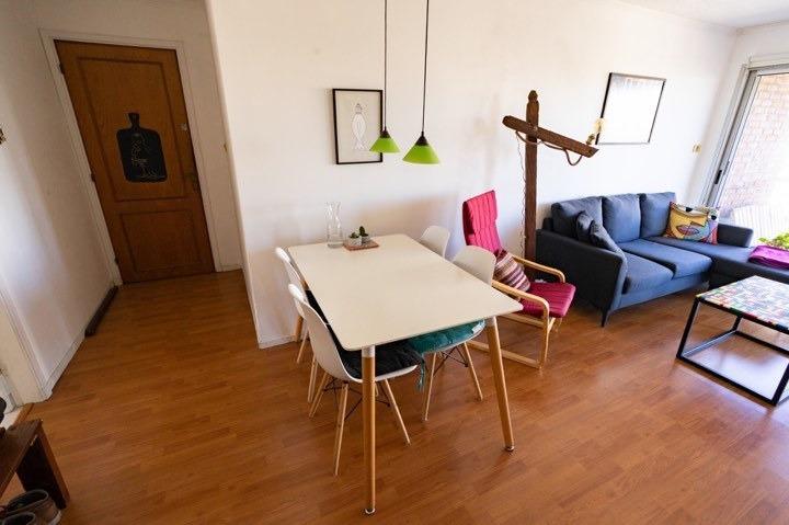 venta apartamento tres dormitorios con garaje en pocitos