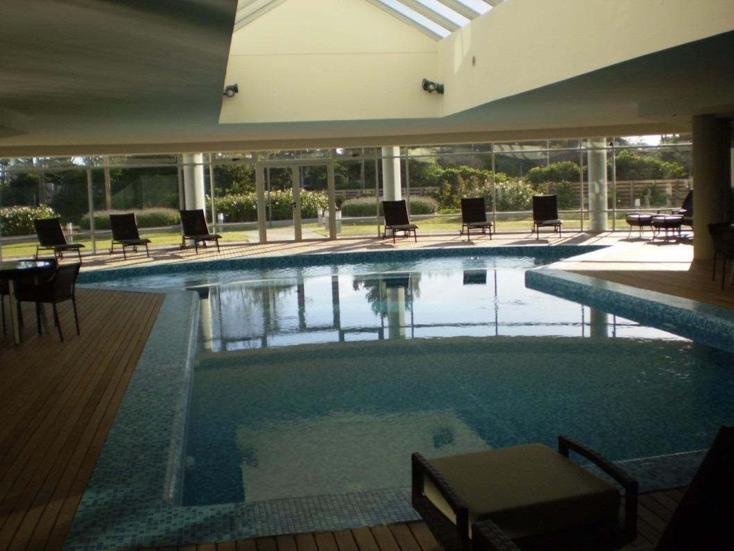 venta apartamento u$s174.000-ocean drive 1 dormitorio garage