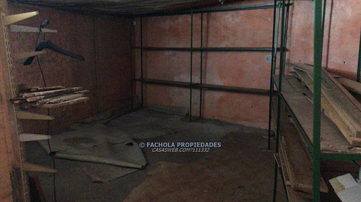 venta apartamento y depósito
