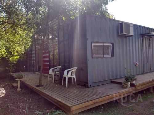 venta apta credito | casa de containers de excelente diseño c/parque | la bota