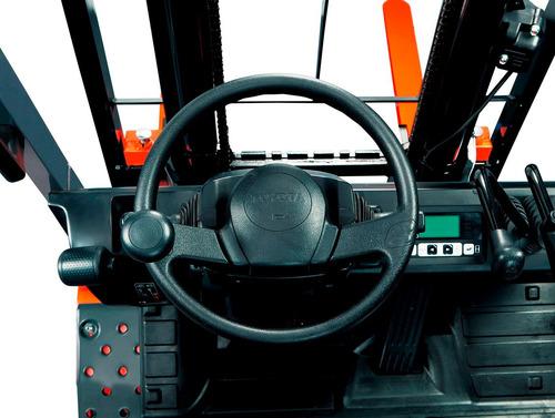 venta autoelevador eléctrico 4 ruedas toyota 8fbn20 2tn 0hs