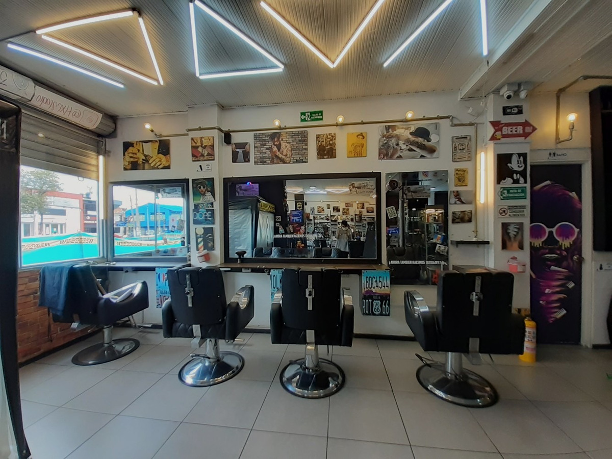 venta barberia y peluqueria