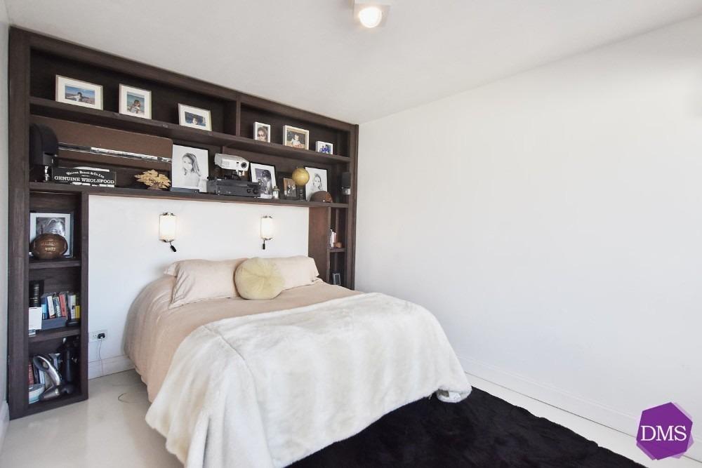 venta barrio norte 3 ambientes 2 suites  balcón aterrazado