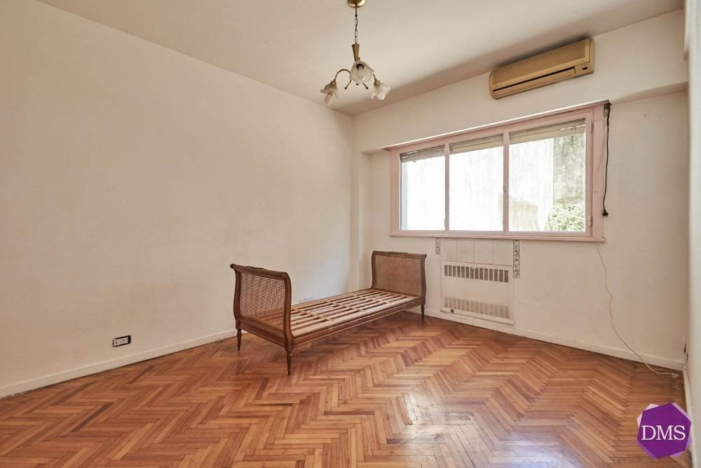 venta barrio norte 4 ambientes 3 dormitorios con dependencia
