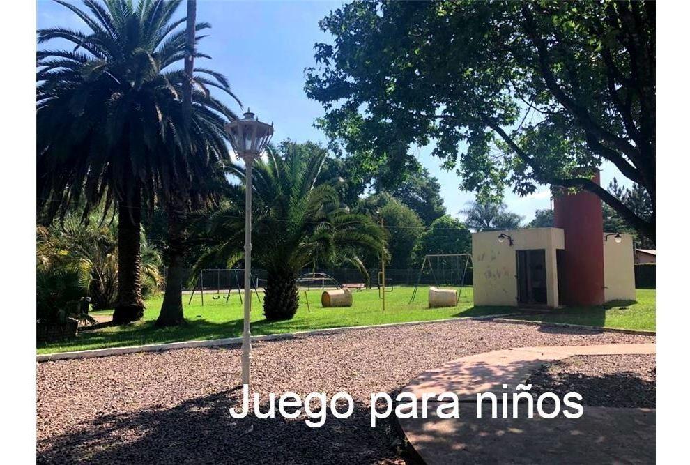 venta- barrio parque pero - del viso - lote 1134 m