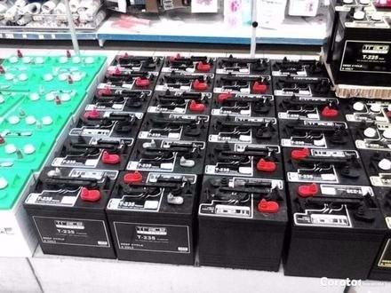 venta baterias de inversor marca trojan black  americana