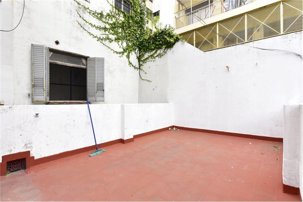venta caballito departamento ph 3 ambientes patio
