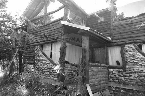 venta cabaña en lago guierrez