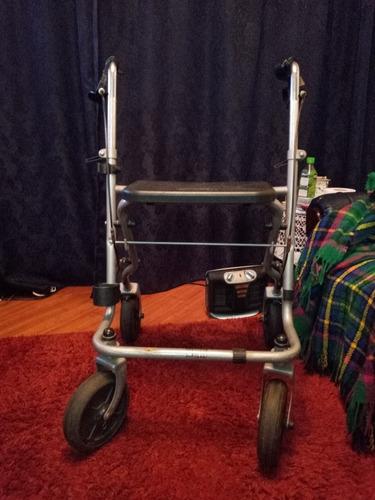 venta caminadora con silla incorporada