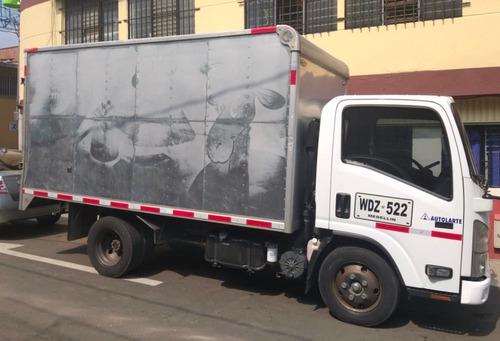venta camion chevrolet nkr ii medellin