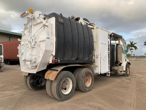 venta camión de vacío vactor mud dog, año 2007