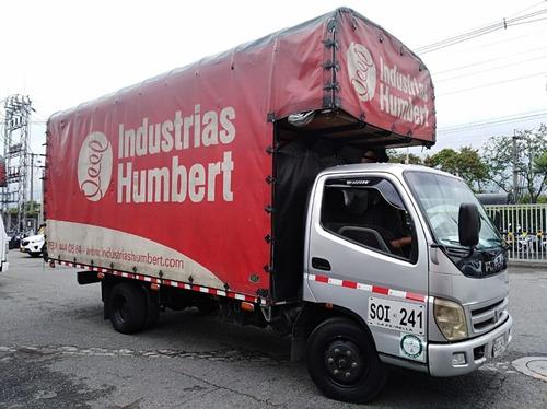 venta camion foton modelo 2012 / 5 toneladas