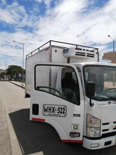 venta camion tipo furgon termoquin