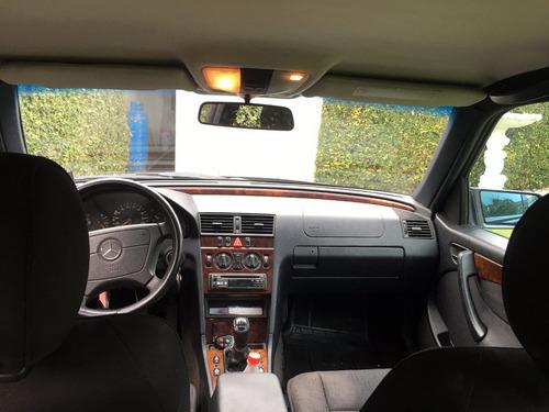 venta camioneta rural mercedes benz  w 202 - c220 cdi
