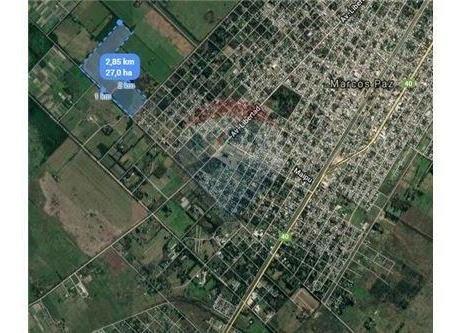 venta campo 26 hectareas en marcos paz