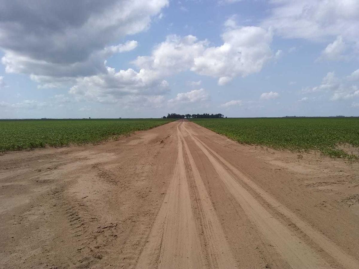venta campo agrícola zona rio cuarto 2300 hectáreas o fracción de 1000 hectáreas