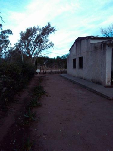 venta campo en san luis 4 has con galpón casa