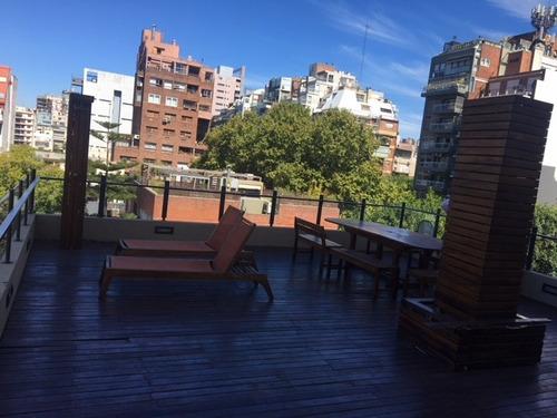 venta cañitas terraza parrilla triplex uy luminoso