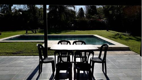 venta canning barrio cerrado casa 3 dorm y piscina!