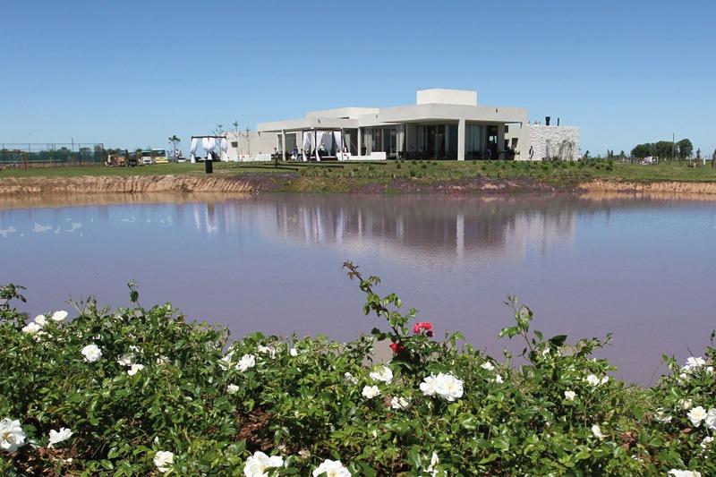 venta canning barrio cerrado lote 608 m2 a mtrs de laguna!