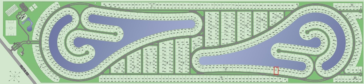 venta canning barrio cerrado san lucas lote 806 m2 a laguna!