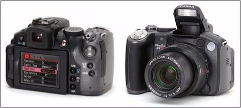 venta canon powershot s5is u s 250 00 en mercado libre rh articulo mercadolibre com ec canon powershot s5is advanced user guide Canon PowerShot S5is Ports