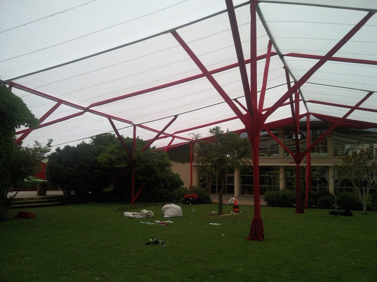 Venta carpas toldos con estructura completa para eventos for Estructura de aluminio para toldo
