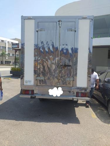 venta carroceria refrigerada con termo hwasung ht 250ii