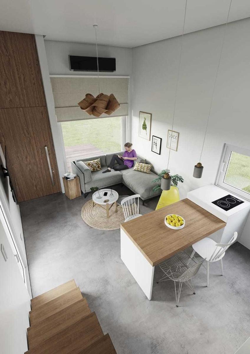 venta casa 1 dormitorio