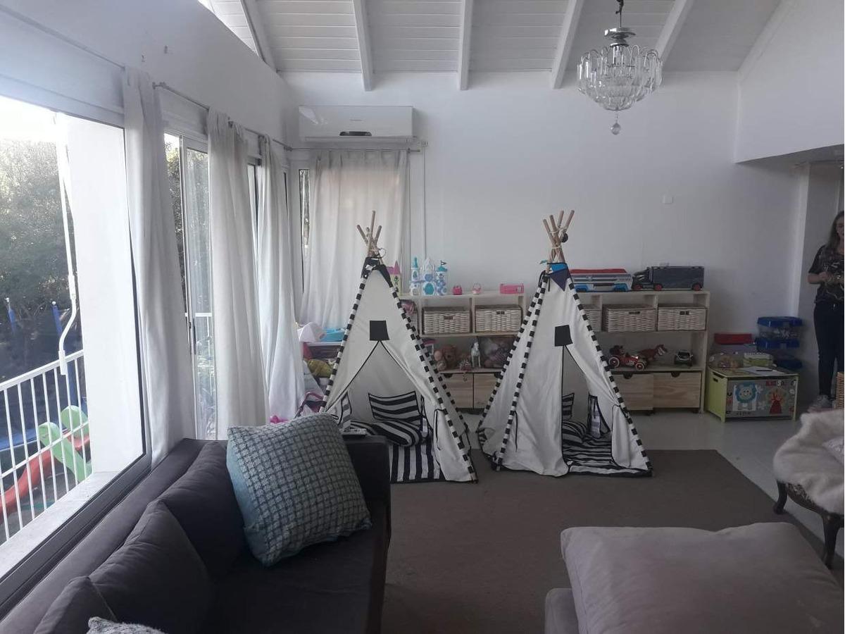 venta casa 2 dorm en una sola planta - cinco lomas