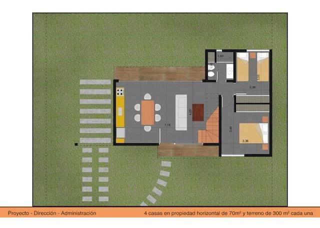 venta casa 2 dormitorios punta del este parque burnett