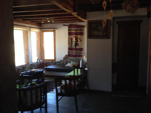 venta - casa 2 dormitorios - villa yacanto - sierras de cba