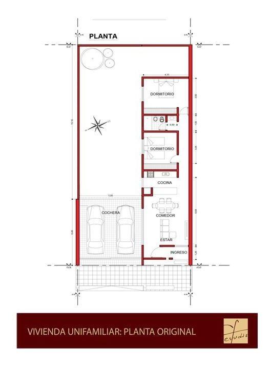 venta casa 2 dormitorios - zona centro