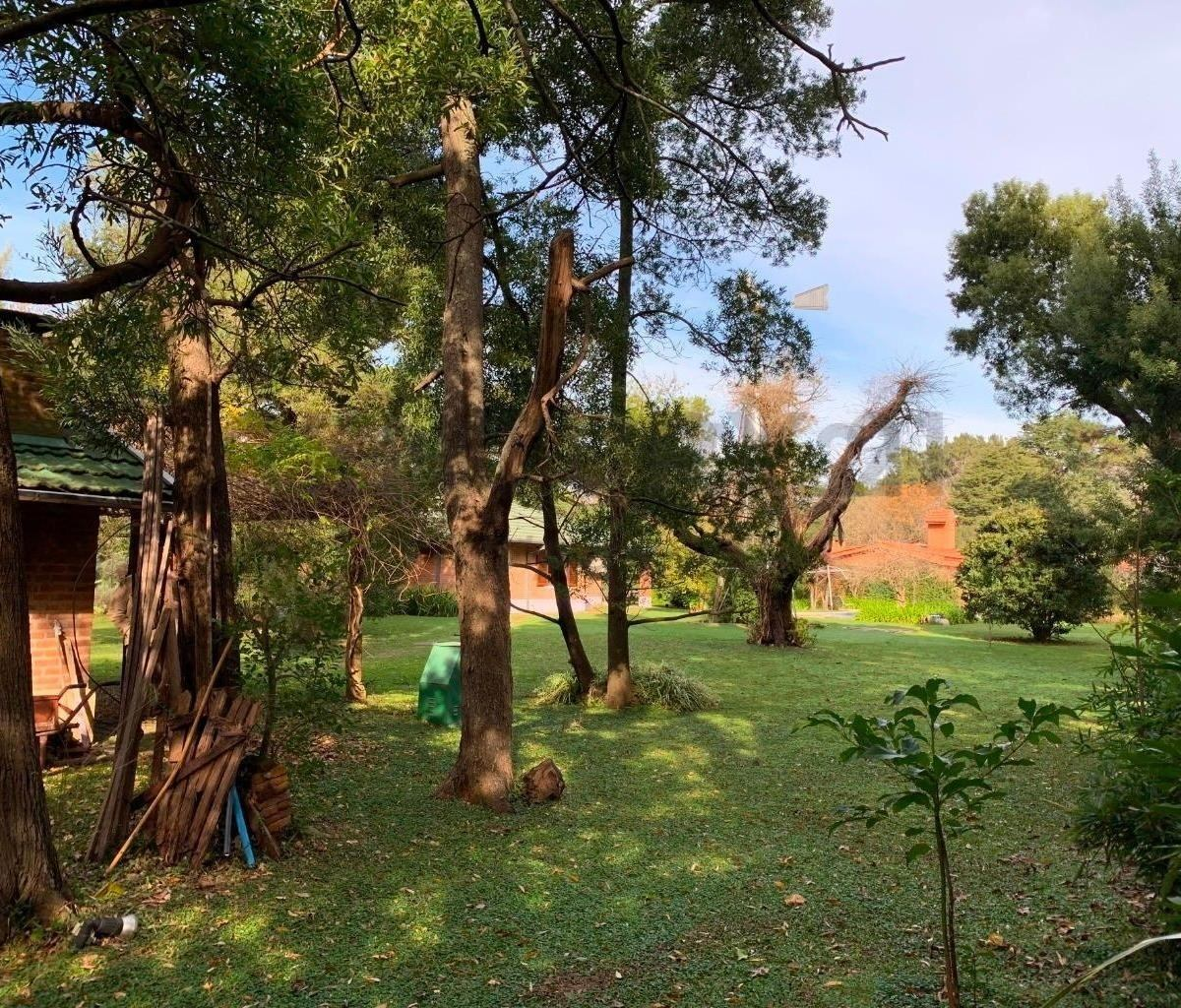 venta casa  2000 m2  parque, pileta - parque natura- alto los cardales