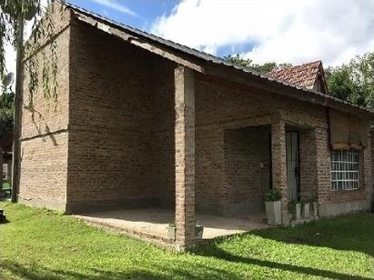 venta casa 3 ambientes gral. rodriguez - crédito (cod.231)