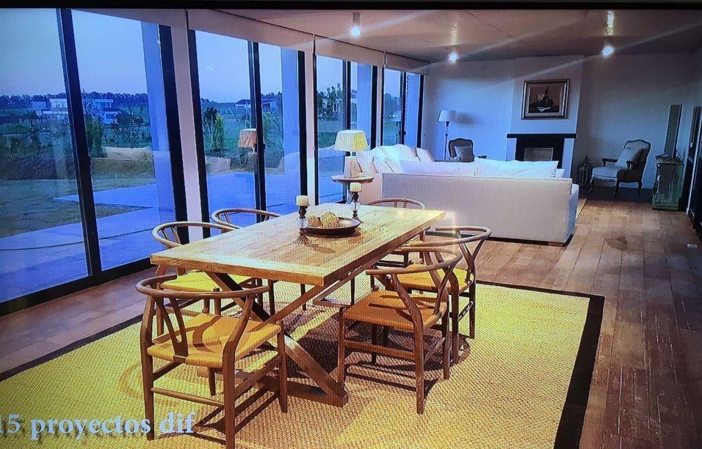 venta casa 3 dormitorios a estrenar barrio privado