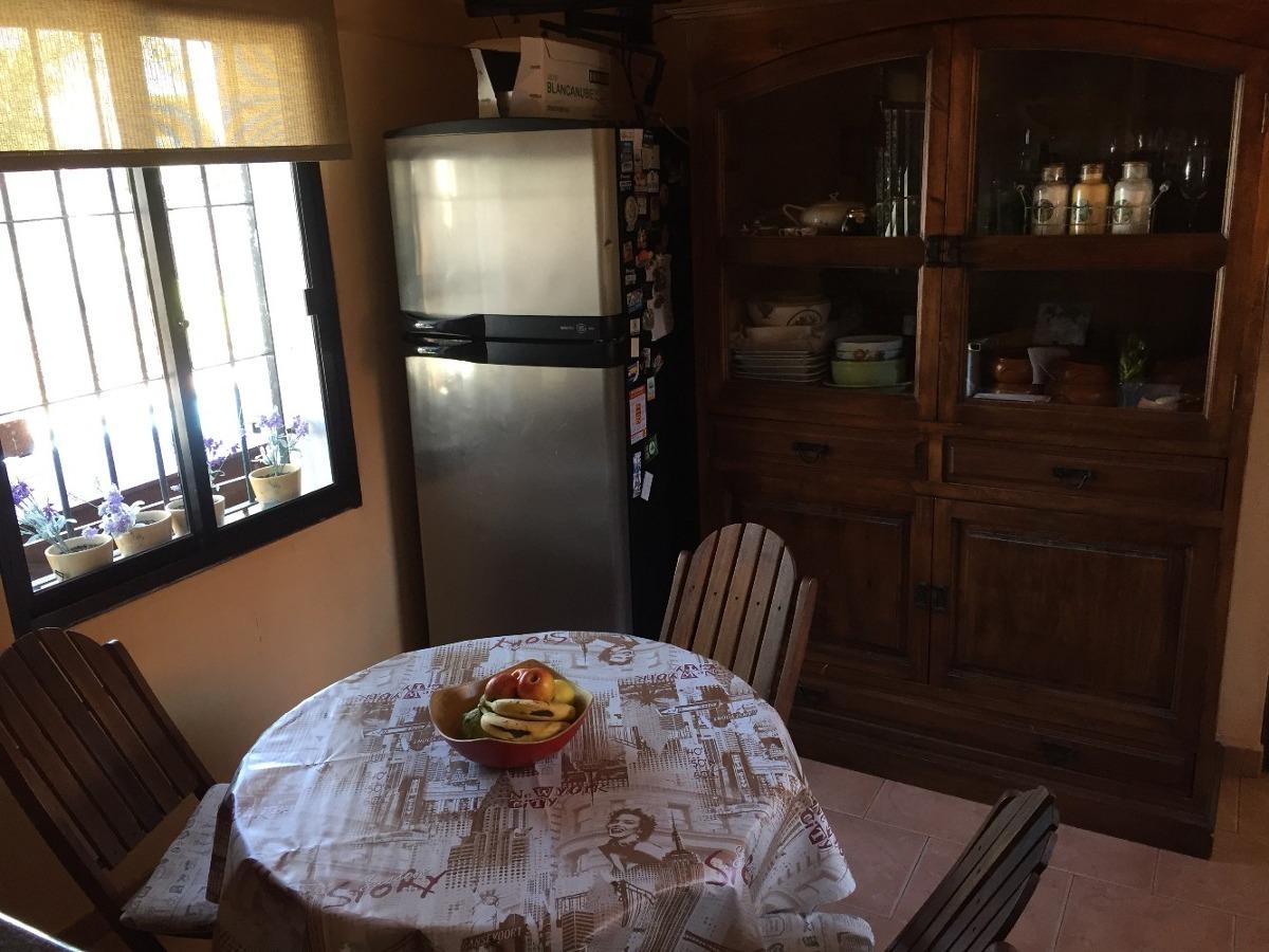 venta casa! 3 dormitorios patio, parrillero, piscina solymar
